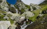 On top of the rock, Transalpina 2011