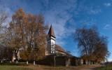 Biserica fortificata Messendorf